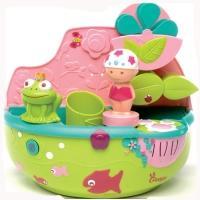 Купить Ouaps - Интерактивная игрушка - ФОНТАН ПРИНЦЕССЫ (для игры в ванной)