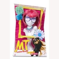 Купить Moxie - Парик для куклы MOXIE TEENZ - ЭКСТРАВАГАНТНОЕ КАРЕ
