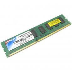 Модуль памяти для компьютера DDR3 2GB 1600 MHz Patriot (PSD32G16002)