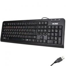 Клавиатура ACME KS03 (4770070862834)