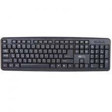 Клавиатура GEMIX KB-160 black, PS/2