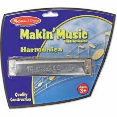 Музыкальная игрушка Melissa&Doug Детская губная гармошка (MD1302)