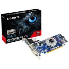 Видеокарта Radeon R5 230 1024Mb GIGABYTE (GV-R523D3-1GL)