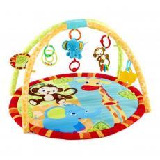 Детский коврик Kids II Африканские друзья (9218)