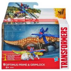 Трансформер Hasbro Прайм и Гримлок (A6492-2)