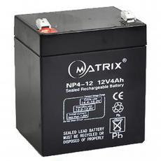 Батарея к ИБП Matrix 12V 4AH (NP4-12)