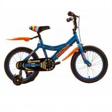 "Детский велосипед Premier Bravo 16"" Blue (13895)"