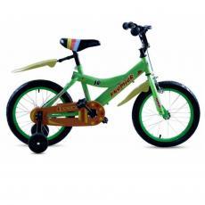 "Детский велосипед Premier Bravo 16"" Lime (13896)"