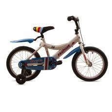 """Детский велосипед Premier Bravo 16"""" White (13898)"""