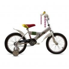 "Детский велосипед Premier Enjoy 16"" White (13912)"