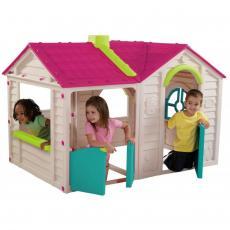 Игровой домик Keter Garden villa playhouse Lolita Violet (17182766629)