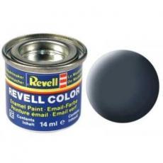 Аксессуары для сборных моделей Revell Краска антрацит матовая anthr. grey mat 14ml (32109)