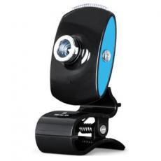 Веб-камера REAL-EL FC-150, black-blue