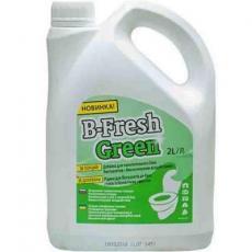 Средство для дезодорации биотуалетов Thetford B-Fresh Green 2л (30537BJ)