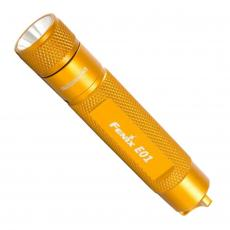 Фонарь Fenix E01 Nichia GS желтый (E01y)