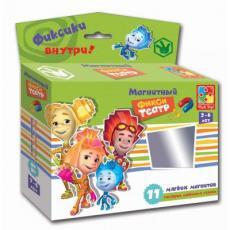 Настольная игра Vladi Toys Фиксики Магнитный театр (VT3206-20)