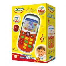 Развивающая игрушка BeBeLino Мой первый смартфончик (57025)