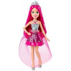 Кукла BARBIE Кортни из м/ф Барби: Рок-принцесса (CKB72-1)