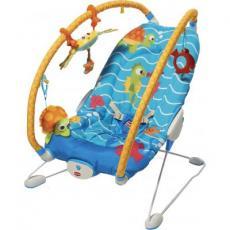 Кресло-качалка Tiny Love Подводный мир Голубой (1802706130)