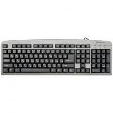 Клавиатура Defender Element HB-520 Grey (45523)