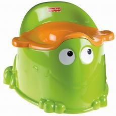 Горшок Fisher-Price Веселый лягушонок зеленый (X4808)