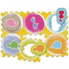 Детский коврик Chicco Числа 12 элементов (07161.00)