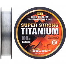 Леска Select Titanium 0,13 steel (1862.02.03)