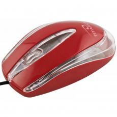 Мышка Esperanza Titanum TM111R Red