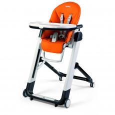 Стульчик для кормления Peg-Perego Siesta PL38 оранжевый (IMSIES0003BL38)