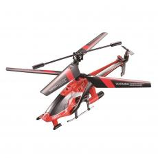 Вертолет AULDEY на ИК-управлении Navigator круиз-контроль красный 20 см (YW858195)
