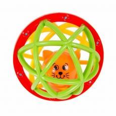 Развивающая игрушка Kiddieland Шустрый котенок (49858)
