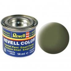Аксессуары для сборных моделей Revell Краска № 68 темно-зеленая матовая 14 мл (32168)