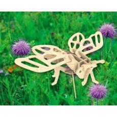 Сборная модель Мир деревянных игрушек Цикады (Е016)