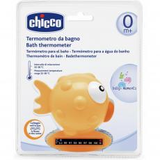Термометр Chicco Рыбка желтый (06564.00)
