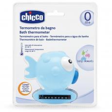 Термометр Chicco Рыбка голубой (06564.20)