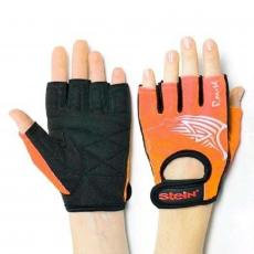 Перчатки для фитнеса Stein Rouse GLL-2317 orange (S) (GLL-2317orange/S)