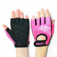 Перчатки для фитнеса Stein Rouse GLL-2317 pink (L) (GLL-2317pink/L)