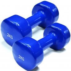 Гантель Rising 2 кг (пара) (DB2113-2)