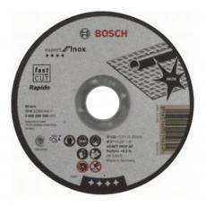 Диск BOSCH PT отрезной Inox-Rapido, прямий, 125Х1 мм. (2.608.600.549)