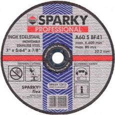 Диск SPARKY отрезной 125x1.0x22.2 абразивный A 60 S по нерж стали (20009561009)