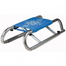 Санки Alpen Gaudi Alpen Alu Foldable Sled Tattoo голубые (4020716599526)