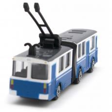 Спецтехника TECHNOPARK Троллейбус с гармошкой (SB-15-34-T)