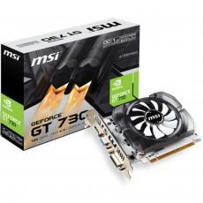 Видеокарта MSI GeForce GT730 1024Mb OC (N730K-1GD3/OCV2)