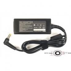 Блок питания к ноутбуку PowerPlant ACER 220V, 19V 30W 1.58A (5.5*1.7) (AC30F5517)