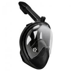 Маска для дайвинга JUST Breath Pro Diving Mask L/XL Black (JBRP-LXL-BK)