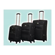 Дорожная сумка HILTON 5047 HLD 20-24-28 black